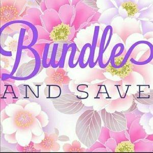 Other - BUNDLE & SAVE 🌼🌺🌻